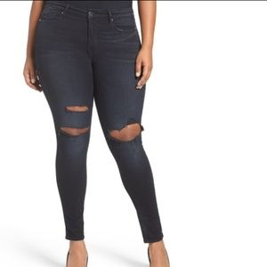 NWT Good American Good Legs Plus Size Jeans
